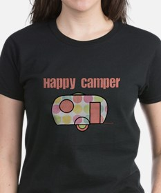 Happy Camper (Pinks) T-Shirt