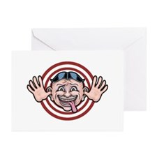 Nyah Nyah! Greeting Cards (Pk of 10)