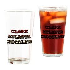 CLARK ATLANTA CHOCOLATE Drinking Glass