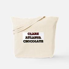CLARK ATLANTA CHOCOLATE Tote Bag