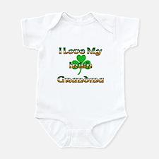 I Love My Irish Grandma Infant Bodysuit