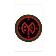 27th Infantry Decal