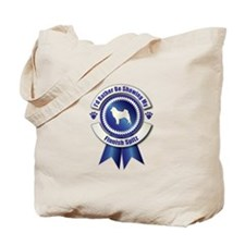 Showing Spitz Tote Bag