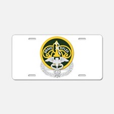 3rd ACR CFMB Aluminum License Plate