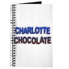 CHARLOTTE CHOCOLATE Journal