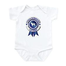 Showing Field Infant Bodysuit