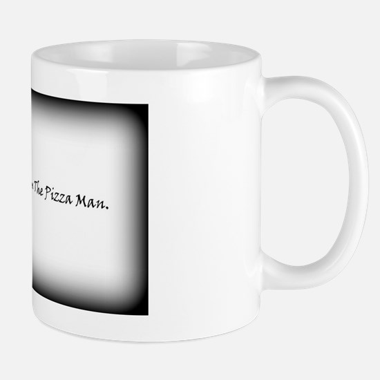 Pizza Man Mug