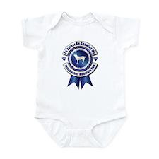 Showing Entlebucher Infant Bodysuit