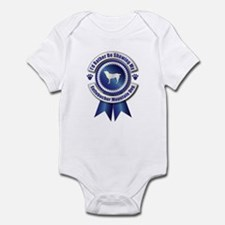 Showing Entlebucher Infant Bodysuit