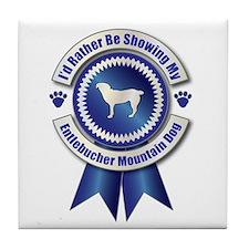 Showing Entlebucher Tile Coaster