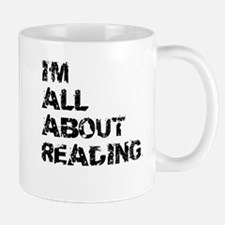 Im All About Reading Mugs