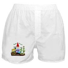 Garden Gnome Boxer Shorts