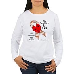 Tabby Ribbon T-Shirt
