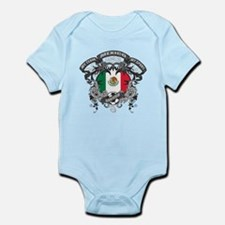 Mexico Soccer Infant Bodysuit