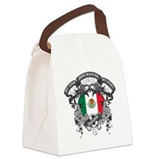 Mexico Soccer Canvas Lunch Bag
