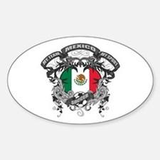 Mexico Soccer Decal