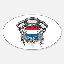 Netherlands Soccer Decal