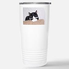Sweet Kitty Stainless Steel Travel Mug