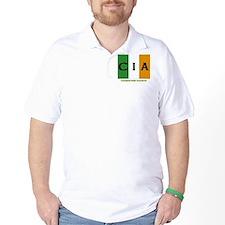 CIA Certified Irish American T-Shirt