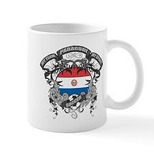 Paraguay Soccer Mug