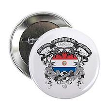 "Paraguay Soccer 2.25"" Button"
