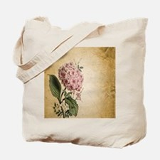 paris hydrangea  french botanical art Tote Bag