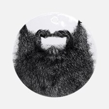 Big Beard Ornament (Round)