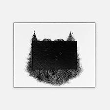 big beard picture frame