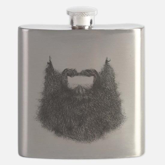 Big Beard Flask