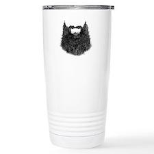 Big Beard Travel Mug