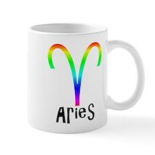 Aries Zodiac sign Mugs