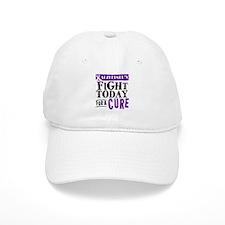 Alzheimers Fight Today Baseball Cap
