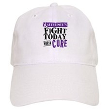 Alzheimers Fight Today Hat