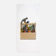 ReadyToolsToolbox050111.png Beach Towel