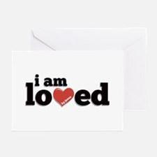 I am Loved Greeting Cards (Pk of 10)