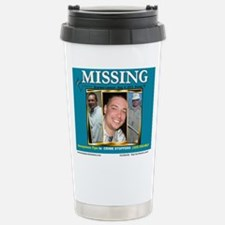 MISSING BRANDON LAWSON Travel Mug
