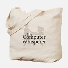 The Computer Whisperer Tote Bag