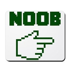 Im With The Noob Newbie Mousepad