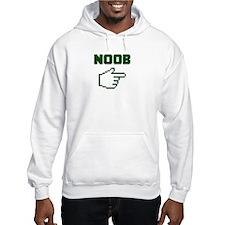 Im With The Noob Newbie Hoodie