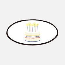 Birthday Cake Patches