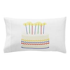 Birthday Cake Pillow Case