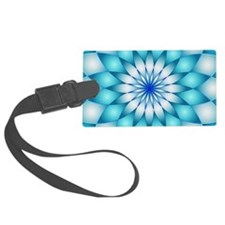 Mandala 1 Luggage Tag