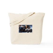 Tortoiseshell Cavy Tote Bag
