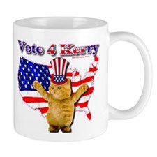 Mug vote for kerry kitty