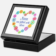 Niece Love Keepsake Box