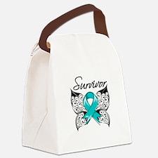 PKD Survivor Canvas Lunch Bag