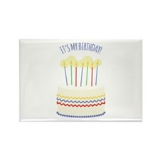 Its My Birthday Magnets