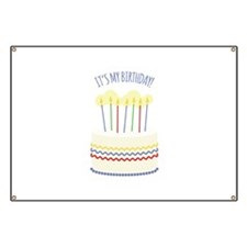 Its My Birthday Banner