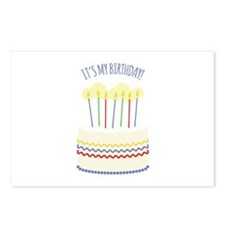 Its My Birthday Postcards (Package of 8)