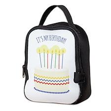 Its My Birthday Neoprene Lunch Bag
